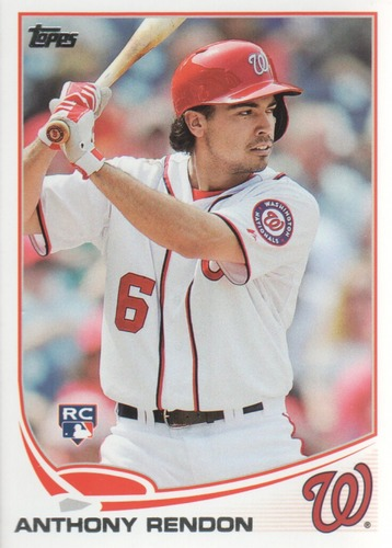 Photo of 2013 Topps Update #US8 Anthony Rendon Rookie Card