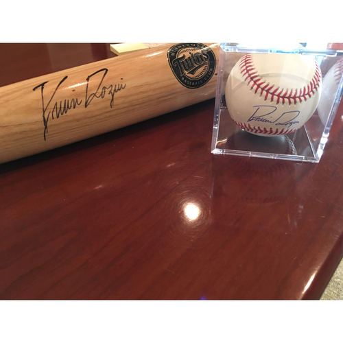 Photo of Brian Dozier Autograph Bundle