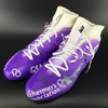 My Cause My Cleats - Broncos AJ Johnson Signed Game Issued Cleats