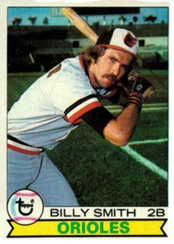 Photo of 1979 Topps #237 Billy Smith