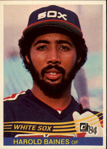 Photo of 1984 Donruss #58 Harold Baines