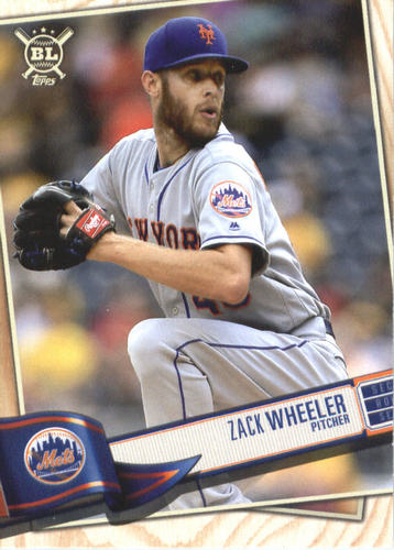 Photo of 2019 Topps Big League #286 Zack Wheeler