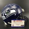 NFL - Seahawks Shaquill Griffin Signed Proline Helmet