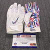 Crucial Catch - Bears Khalil Mack Game Used Gloves (10/21/18)