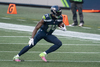 My Cause My Cleats - Seahawks DK Metcalf custom cleats - supporting Prison Fellowship