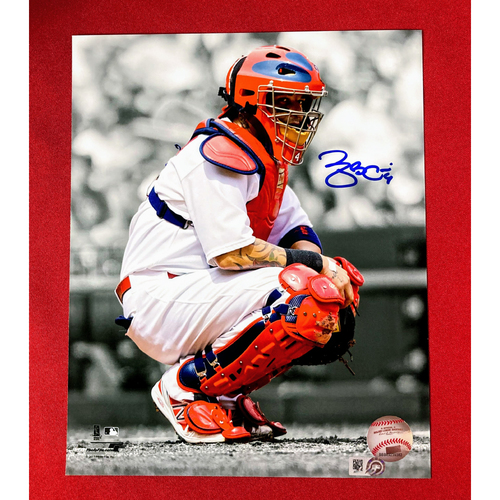 Photo of Yadier Molina Autographed Photo
