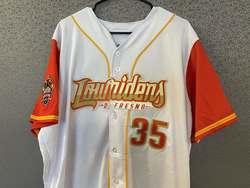 Photo of Blake Goldsberry Lowriders jersey