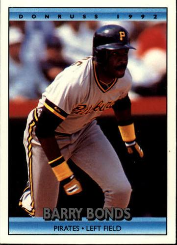 Photo of 1992 Donruss #243 Barry Bonds