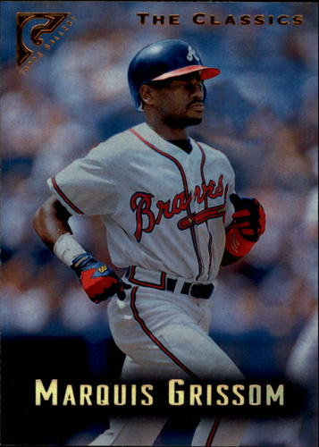 Photo of 1996 Topps Gallery #7 Marquis Grissom