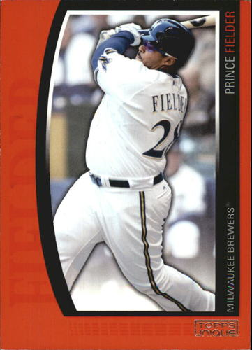 Photo of 2009 Topps Unique Red #85 Prince Fielder
