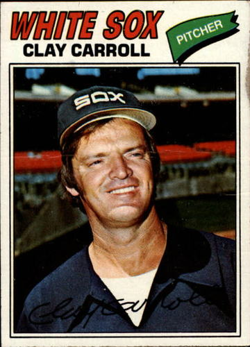 Photo of 1977 Topps #497 Clay Carroll