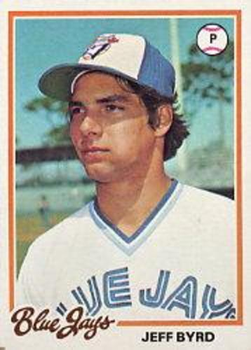 Photo of 1978 Topps #667 Jeff Byrd RC