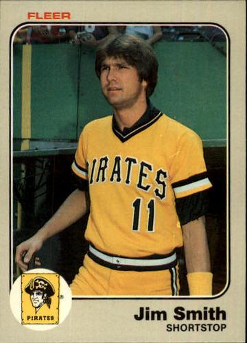 Photo of 1983 Fleer #323 Jimmy Smith