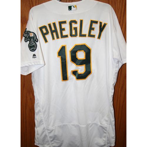 Josh Phegley Team-Issued
