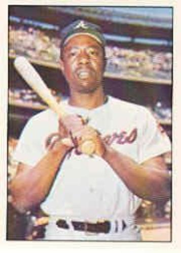 Photo of 1978 TCMA 60'S I #290 Hank Aaron