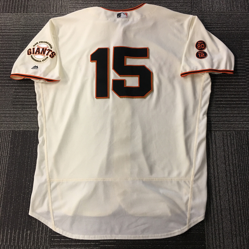 Photo of Bruce Bochy 3x NL ALL-STAR Manager - Game-Used Jersey - Size 52