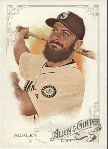Photo of 2015 Topps Allen and Ginter #205 Dustin Ackley