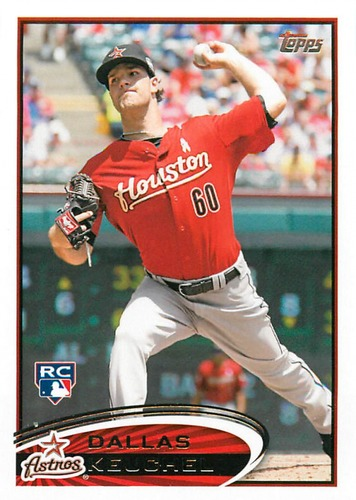 Photo of 2012 Topps Update #US188 Dallas Keuchel RC