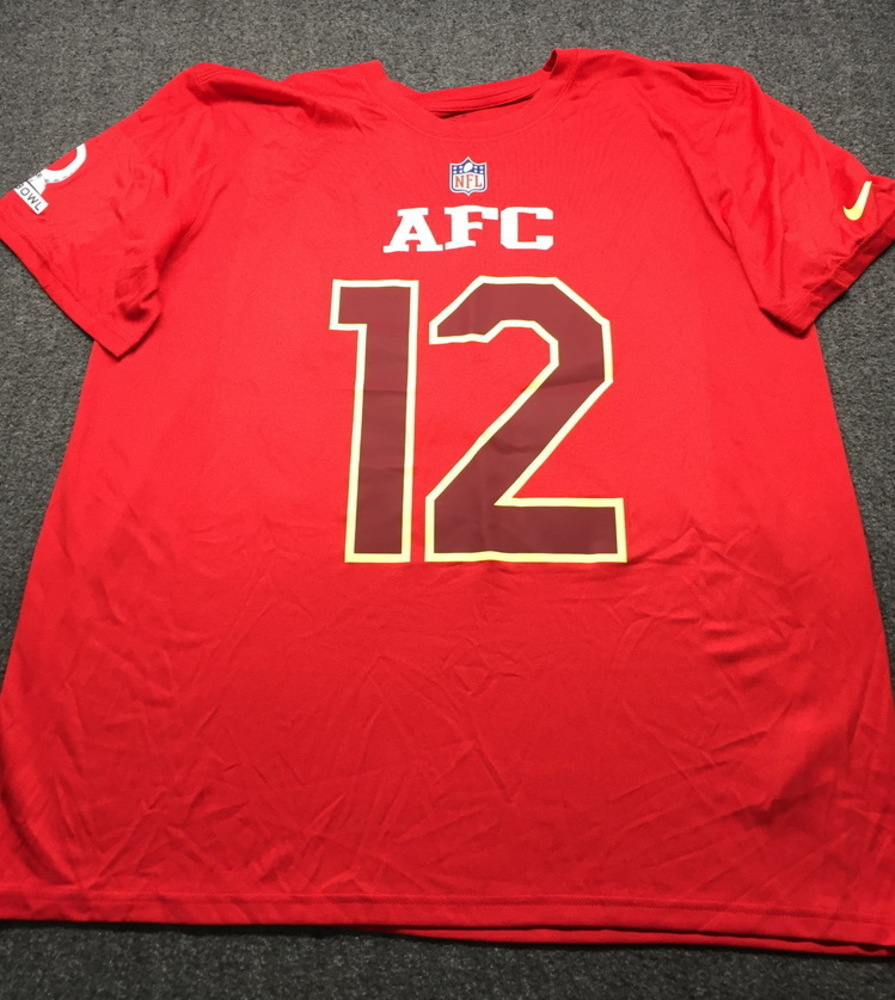 NFL Auction   NFL - Patriots Tom Brady Practice Issued January ...