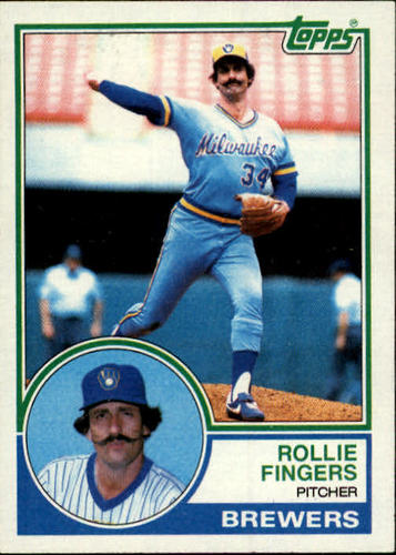 Photo of 1983 Topps #35 Rollie Fingers