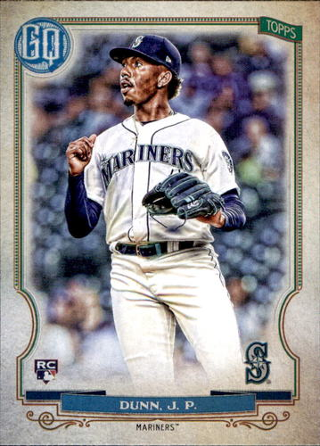 Photo of 2020 Topps Gypsy Queen #144 Justin Dunn RC