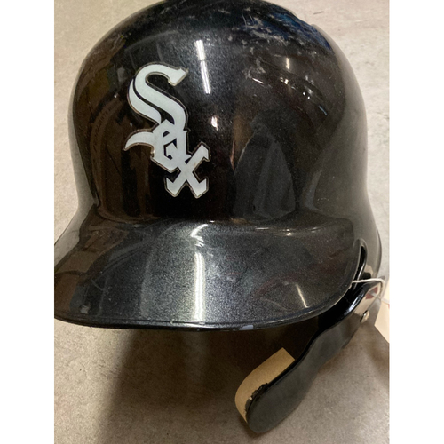 Photo of Black Clubhouse Helmet - #19 - Size 7 1/4 - NOT MLB Authenticated