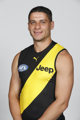 Photo of 2021 Player Issue Alannah & Madeline Foundation Guernsey - Dion Prestia #3