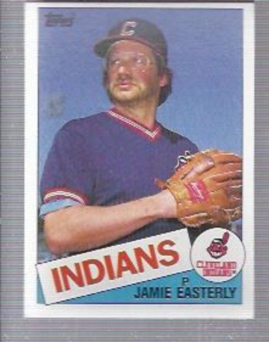 Photo of 1985 Topps #764 Jamie Easterly