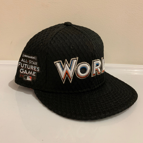 Photo of 2017 All Star Futures Game -  Game Used Cap  - Domingo Acevedo (New York Yankees) Size - 7