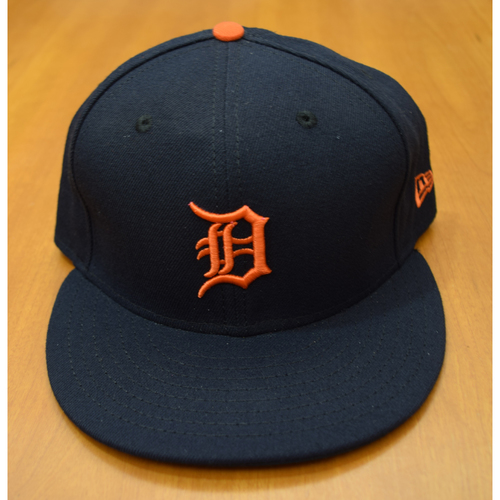 Photo of Detroit Tigers Foundation - Clubhouse Issued Cap Collection #7 (NOT MLB AUTHENTICATED)
