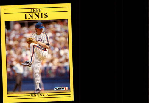 Photo of 1991 Fleer Update #103 Jeff Innis