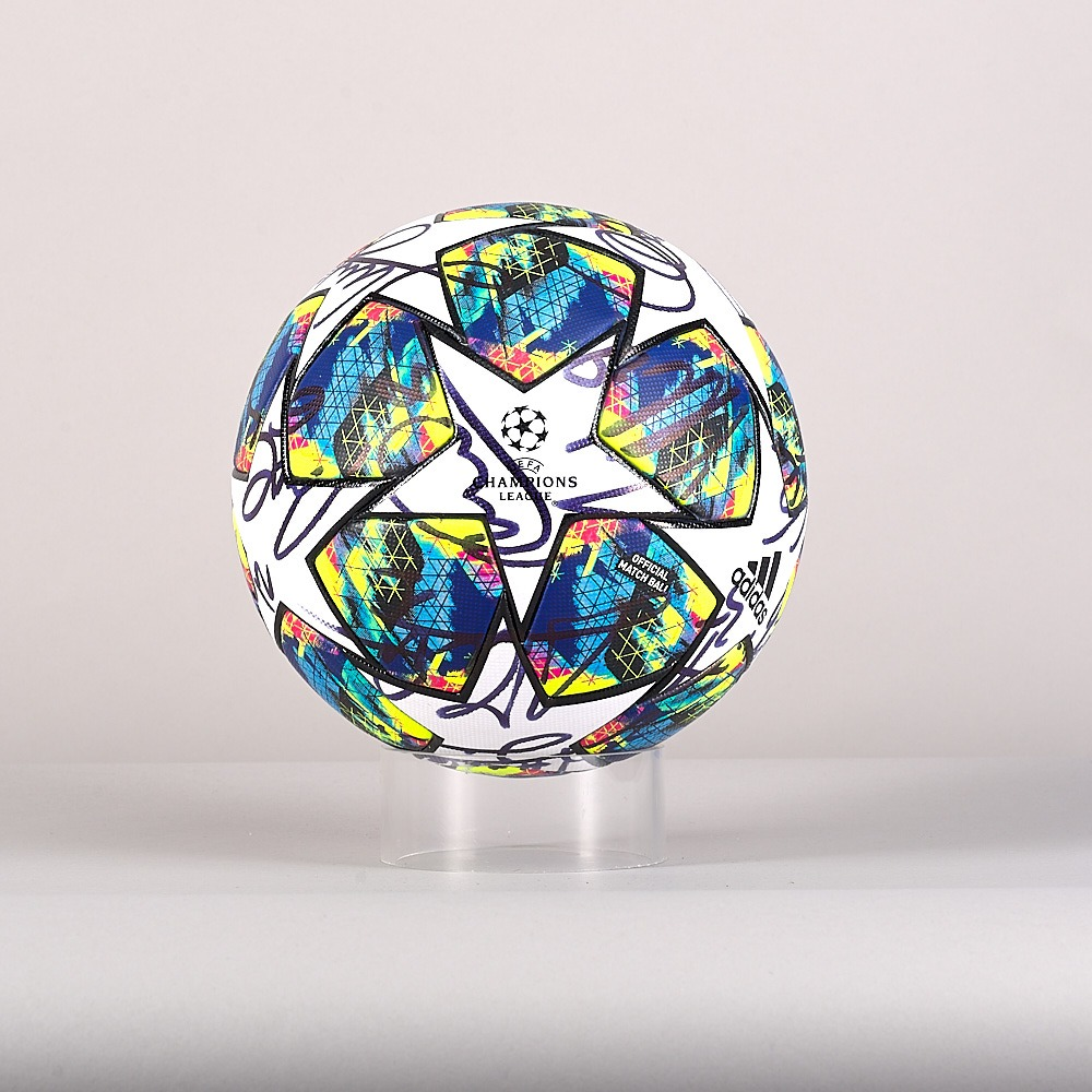 A 19/20 Champions League ball signed by the SSC Napoli Team