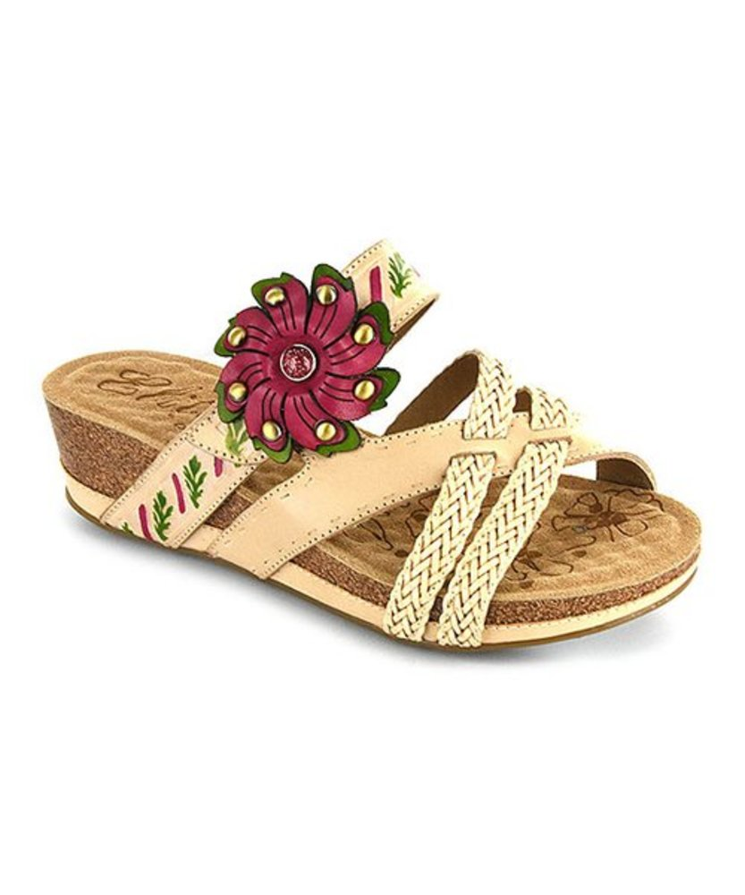 Photo of Elite by Corkys Leather Sandal