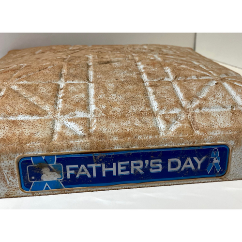 Photo of Father's Day Game-Used First Base (Innings 1-9) - Dodgers @ D-backs 6/20/2021