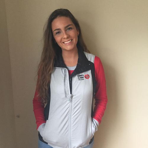 Photo of UMPS CARE AUCTION: UMPS CARE Women's Antigua Content Vest, Gray, Size Medium