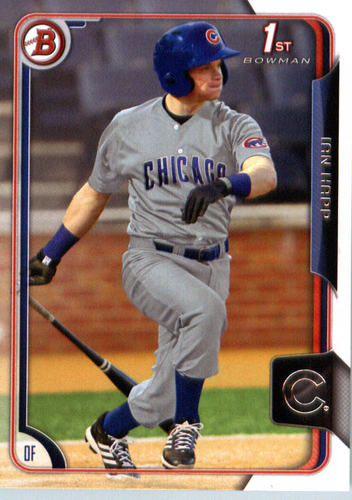 Photo of 2015 Bowman Draft #28 Ian Happ