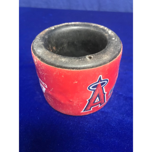 Photo of Los Angeles Angels Donut Bat Weight