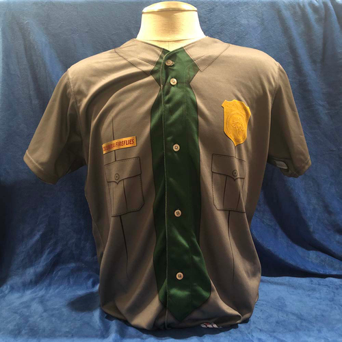 Photo of UMPS CARE AUCTION: Columbia Fireflies Park Ranger Specialty Jersey, Size 44