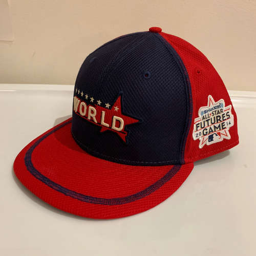 Photo of 2014 All Star Futures Game -  Game Used Cap  - Domingo German (Miami Marlins) Size - 7 -1/4