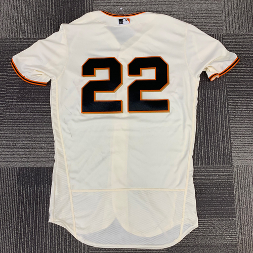 Photo of 2018 Team Issued Home Jersey - #22 Andrew McCutchen - Size 42