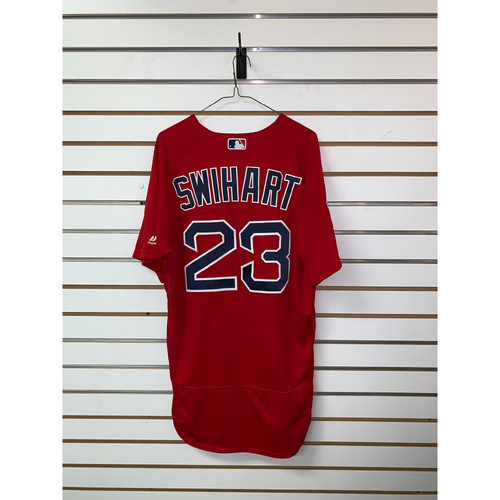Photo of Blake Swihart Team Issued 2019 Spring Training Jersey