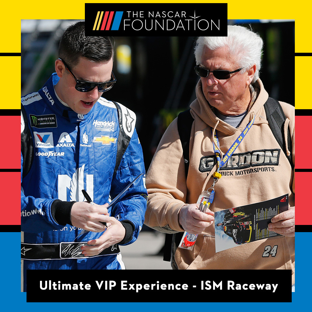 Ultimate VIP Experience at ISM Raceway