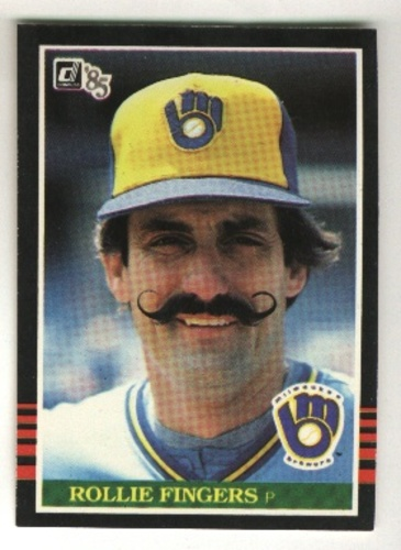 Photo of 1985 Donruss #292 Rollie Fingers