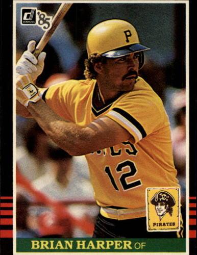 Photo of 1985 Donruss #566 Brian Harper
