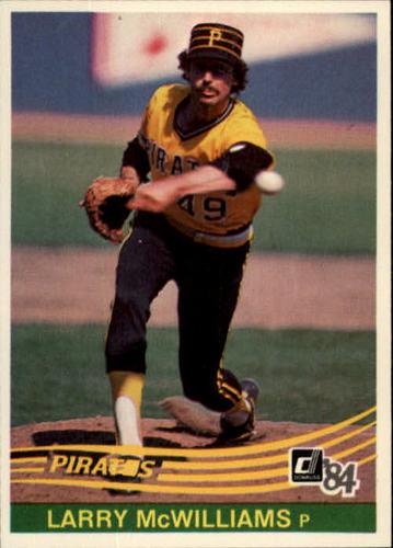 Photo of 1984 Donruss #566 Larry McWilliams