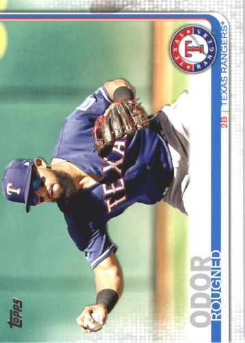 Photo of 2019 Topps #511 Rougned Odor