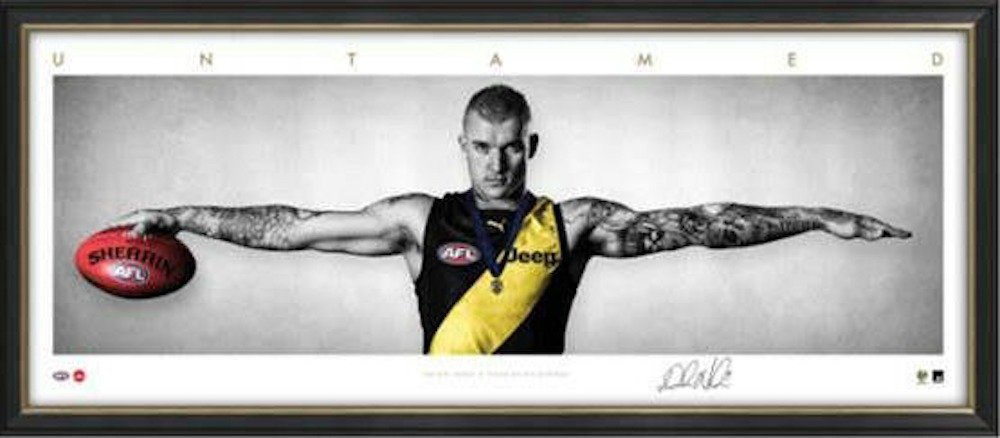 2017 Brownlow Dustin Martin Wings - Edition #50