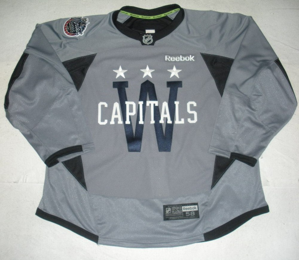 nicklas backstrom winter classic jersey