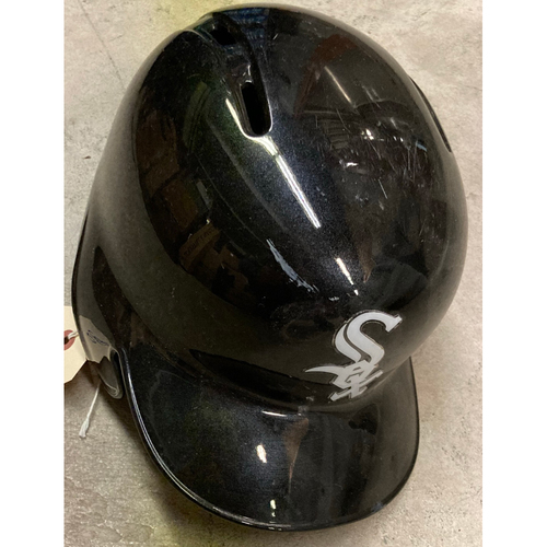 Photo of Black Clubhouse Helmet - #20 - 7 1/8 - NOT MLB Authenticated