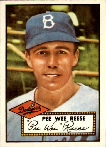 Photo of 1983 Topps 1952 Reprint #333 Pee Wee Reese